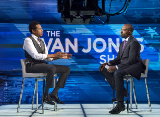 Van Jones Sits Down With Jay-Z On New Show's Premiere Tonight