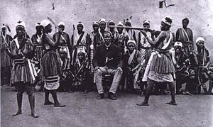 On the Shoulders of Giants: The Mino Warriors of Dahomey