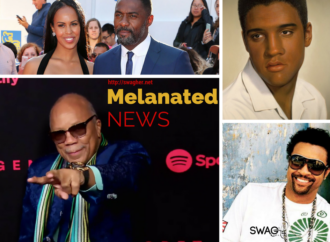 Melanated News: Quincy Jones, Shaggy, Idris Elba, Will & Jaden Smith